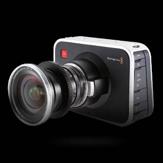 Blackmagic Cinema 4k | Blu Strategic Services - Rental