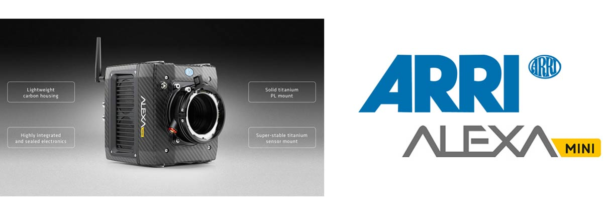 Arri Alexa Mini   Blu Strategic Services - Rental