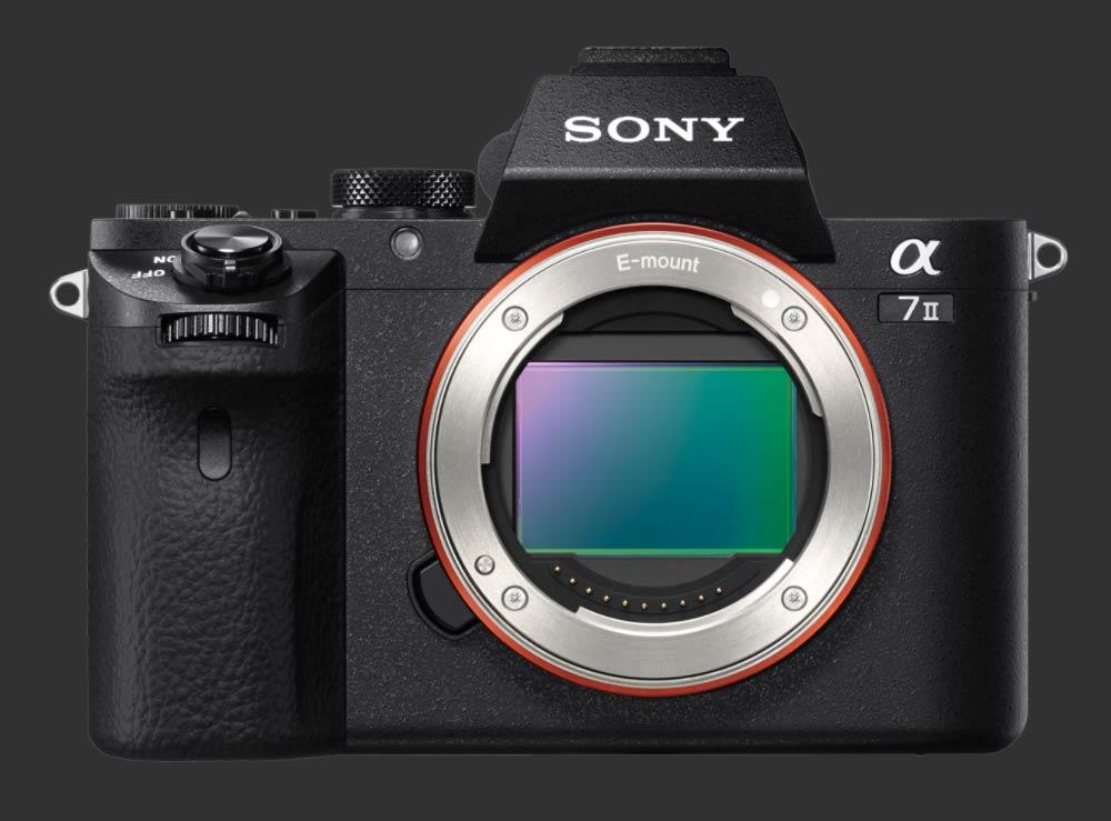 Sony Alpha7S II | Blu Strategic Services - Rental